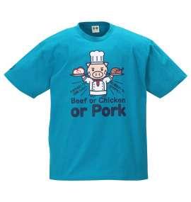 ポーク?半袖Tシャツ