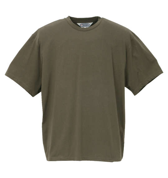 OUTDOOR PRODUCTS 半袖Tシャツ カーキ